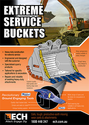 Quarry Bucket Brochure