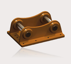 ECH Specialty Attachments - Head Brackets